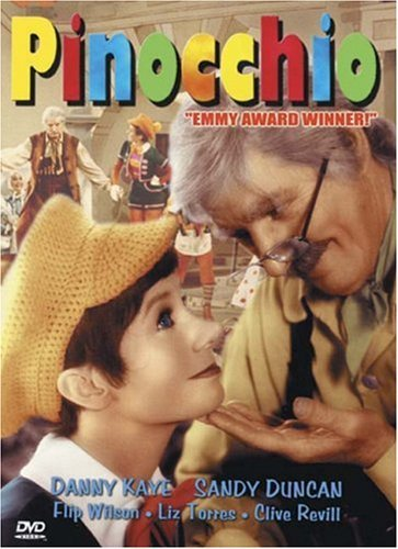 Pinocchio Duncan Kaye DVD Mod This Item Is Made On Demand Could Take 2 3 Weeks For Delivery