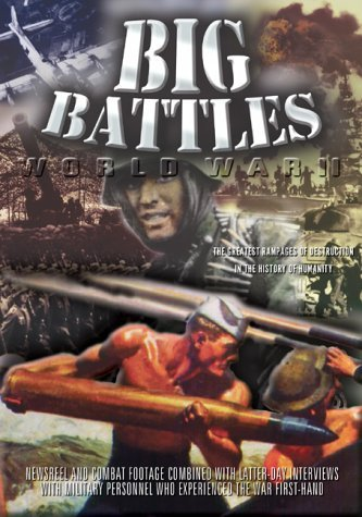 Big Battles Of World War Ii Vol. 1 5 Box Set Bw Prbk 08 30 01 Nr 5 DVD