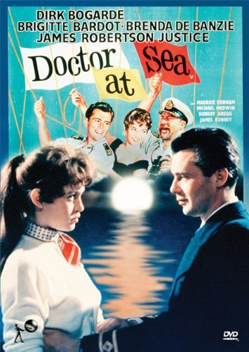 Doctor At Sea Bogarde Bardot Banzie Nr