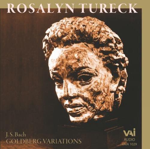 Johann Sebastian Bach/Goldberg Var@Tureck*rosalyn (Pno)