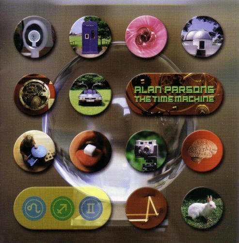 Alan Parsons Time Machine