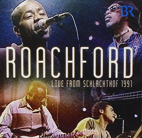 Roachford Live From Schlachthof Import Eu