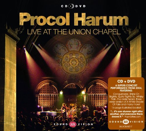 Procol Harum Live At Union Chapel Incl. DVD