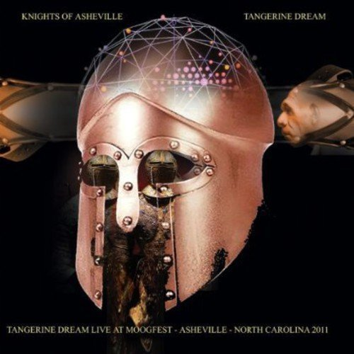 Tangerine Dream Knights Of Asheville Live At