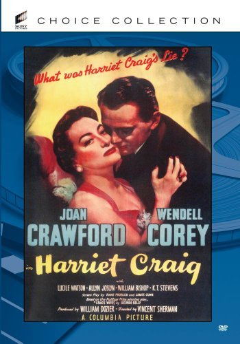 Harriet Craig (1950) Watson Bishop Corey Crawford DVD Mod This Item Is Made On Demand Could Take 2 3 Weeks For Delivery