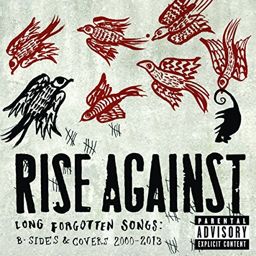 Rise Against Long Forgotten Songs B Sides Explicit Version 2 Lp