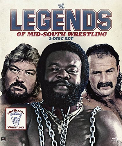 Legends Of Mid South Wrestling Wwe Pg Incl. DVD