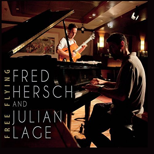 Fred & Julian Lage Hersch Free Flying Digipak
