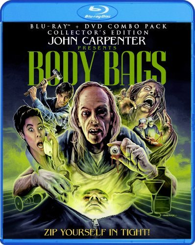 Body Bags Collector's Edition Blu Ray DVD Nr