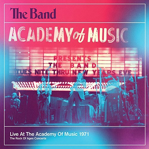 Band Live At The Academy Of Music 1 2 CD