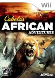 Wii Cabelas African Adventures 201 Activision Inc. T