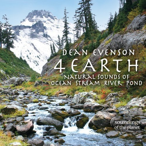 Dean Evenson 4 Earth Natural Sounds Of Oce Digipak