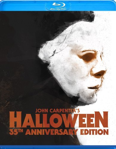 Halloween Curtis Pleasence Blu Ray R 35th Anniversary Edition