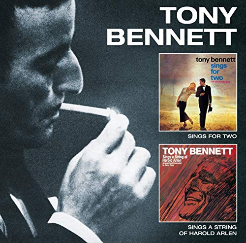 Tony Bennet Sings For Two Sings A String Of Harold Arlen Import Esp Incl. Bonus Track