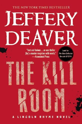 Jeffery Deaver The Kill Room