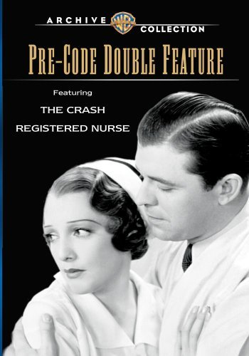 crash-registered-nurse-pre-code-double-feature-dvd-mod-this-item-is-made-on-demand-could-take-2-3-weeks-for-delivery