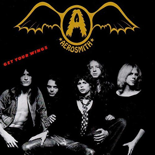 Aerosmith Get Your Wings 180gm Vinyl Remastered