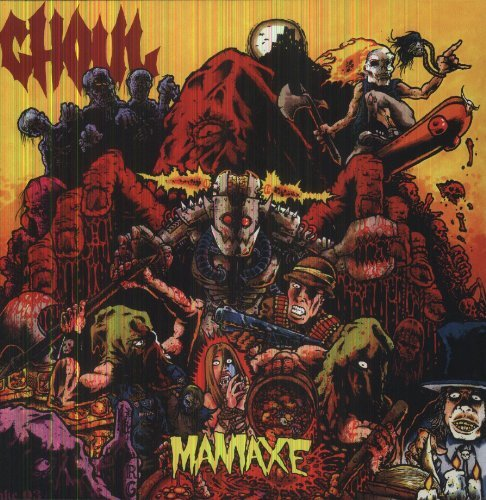 Ghoul Maniaxe