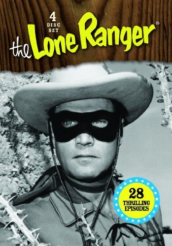 The Lone Ranger 28 Thrilling Episodes DVD Nr