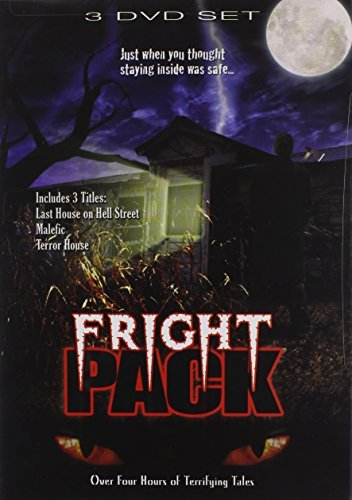 Fright Pack Fright Pack Clr Nr 3 DVD