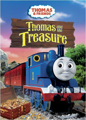 Thomas T & Friends Treasure Nr