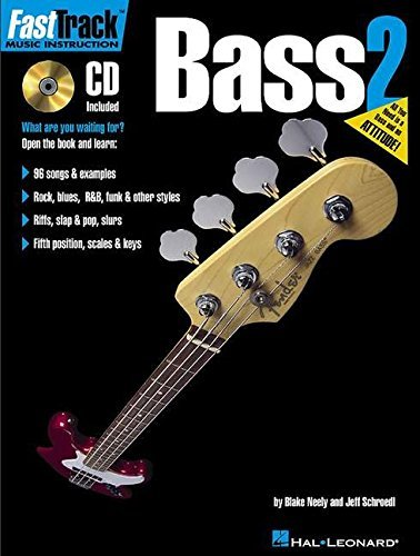 Jeff Schroedl Blake Neely Fasttrack Bass Method Book 2 (fast Track Music I