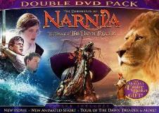 Chronicles Of Narnia The Voya Chronicles Of Narnia The Voya Ws Side By Side Pg 2 DVD