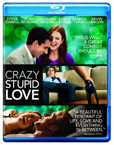 Crazy Stupid Love Carell Gosling Moore Movie Only Edition + Ultraviolet Digital Copy