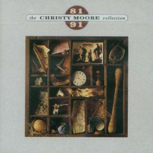Christy Moore Collection 81 91 Import Aus