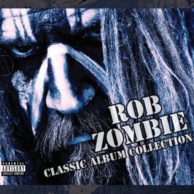Rob Zombie Classic Album Collection Explicit Version 4 CD