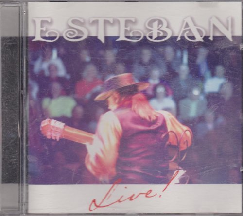 Esteban Esteban Live!(double Cd)