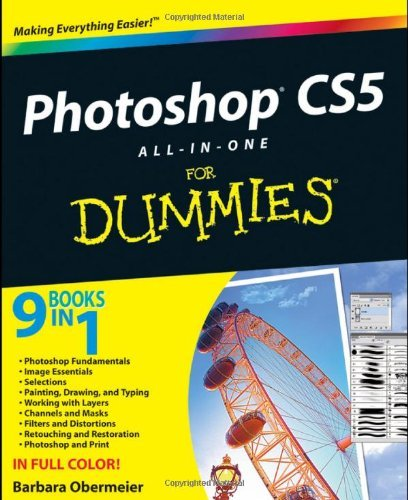 Barbara Obermeier Photoshop Cs5 All In One For Dummies