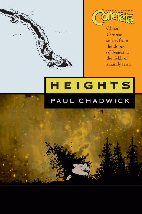 Paul Chadwick Concrete Volume 2 Heights Classic Concrete Stories From The Slopes