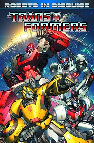 John Barber Robots In Disguise Volume 1
