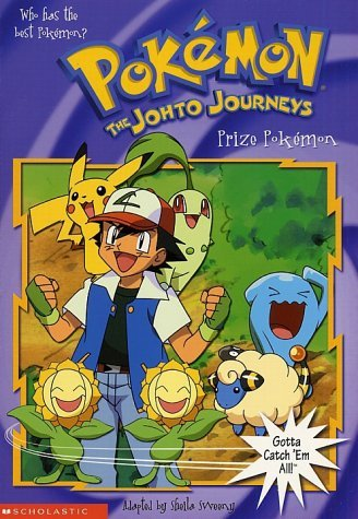 Sheila Sweeny Sheila Sweeny Prize Pokemon (pokemon Chapter Books)