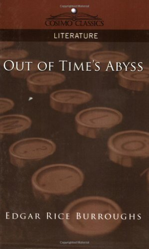 Edgar Rice Burroughs Out Of Time's Abyss