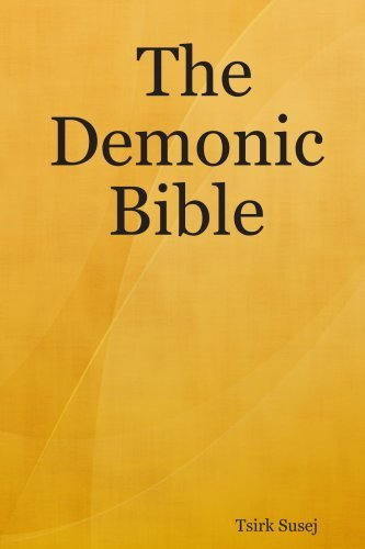 Tsirk Susej The Demonic Bible