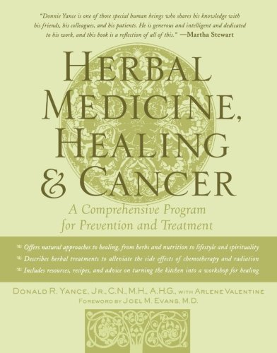 Donald Yance Herbal Medicine Healing & Cancer