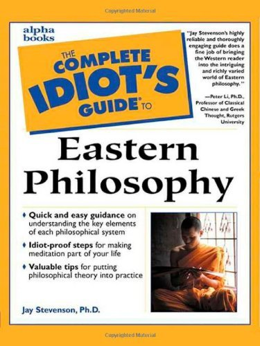 Jay Stevenson Complete Idiot's Guide To Eastern Philosophy The
