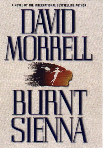 David Morrell Burnt Sienna
