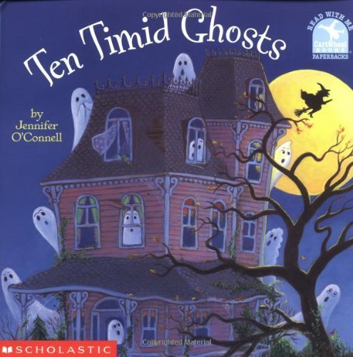 Jennifer O'connell Ten Timid Ghosts