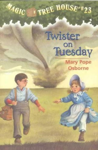 Osborne Mary Pope Twister On Tuesday Magic Tree House #23