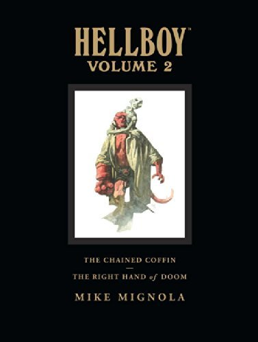 Mike Mignola Hellboy Volume 2 The Chained Coffin The Right Hand Of Doom