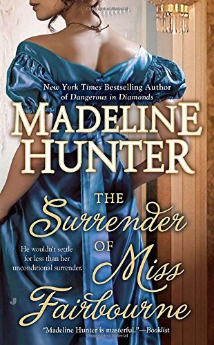 Madeline Hunter The Surrender Of Miss Fairbourne