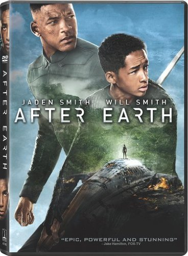 After Earth Smith Smith DVD Pg13