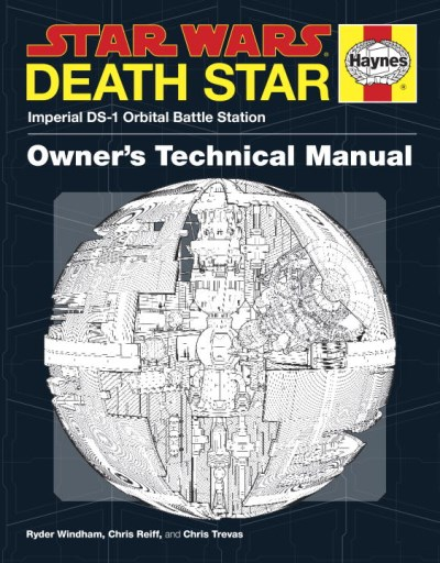 Ryder Windham Death Star Owner's Technical Manual Star Wars Imperial Ds 1 Orbital Battle Station