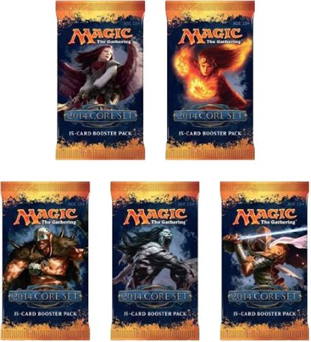 Magic The Gathering Cards 2014 Core Set Booster Pack