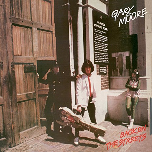 Gary Moore Back On The Streets Expanded Import Eu
