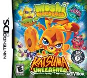 Nintendo 3ds Moshi Monsters Katsuma Unleash Activision Inc. E