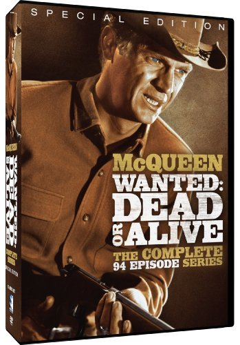 Wanted Dead Or Alive Complete Series DVD Nr